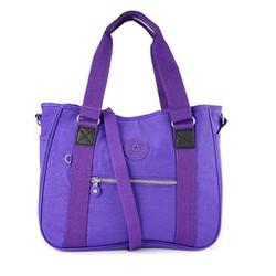 Túi xách Kipling màu tím nhạt
