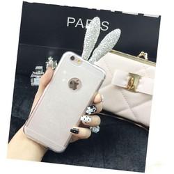 Ốp lưng tai thỏ thời trang cho Iphone