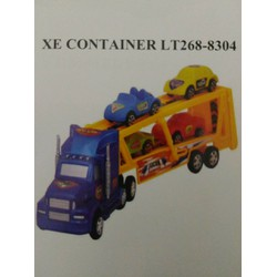 Xe container trớn LT268-8304 VN