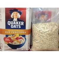Bột yến mạch Quaker Oats Old Fashioned 2.26kg