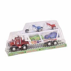 Xe container trớn LT268-8303 VN