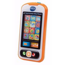Điện thoại di động đồ chơi VTech Touch and Swipe Baby Phone