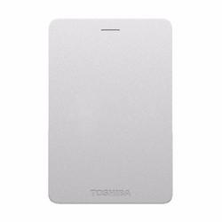 Ổ cứng di động Toshiba Canvio Alumy - Silver - 2TB - Bạc