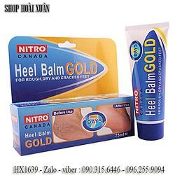 Kem trị nứt gót chân Nitro canada cream 7day - HX1639