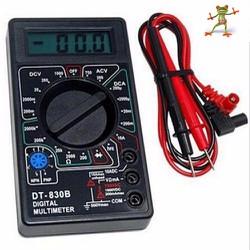 Đồng hồ đo VOM vạn năng cho thợ điện tử DT-830D