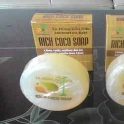 Xà phòng dừa thiên nhiên - xà bông dừa
