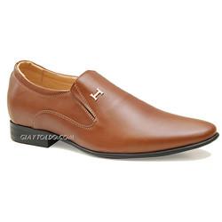 giày cao nam màu nâu