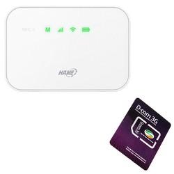 Bộ phát wifi sim 3G Hame A19- 21,6Mb + Sim 3G Viettel 10GB x 12 Tháng