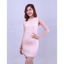Đầm công sở thời trang Thái thanh lịch - BKA84