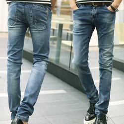 Quần jeans nam với gam màu dễ dàng phối đồ , trẻ trung, năng động 118