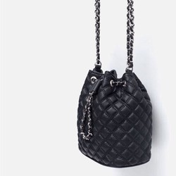 Túi Xách Bucket Bag Zara