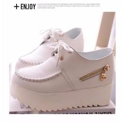 Giày bành mì để độn cá tính BM019T
