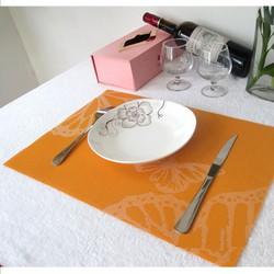 Bộ 4 tấm lót bàn ăn Butterfly