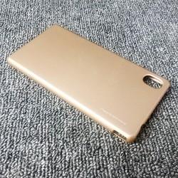Ốp Metalic lưng Sony M4 aqua