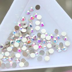 Đá trắng đính móng phát sáng 7 màu 1440 viên