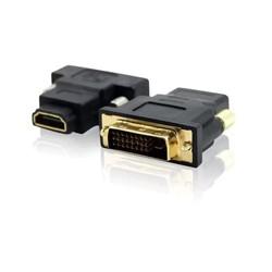 Đầu chuyển HDMI to DVI và ngược lại đen -TM shop