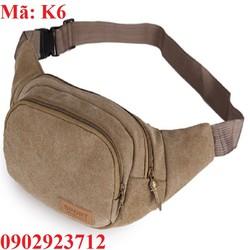 Túi Đeo Bụng Quân Đội - K6