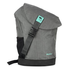 Balo đeo chéo Mikkor The Arnold Backpack Grey