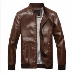 áo khoác da nam hàng cao cấp sang trọng DMK57