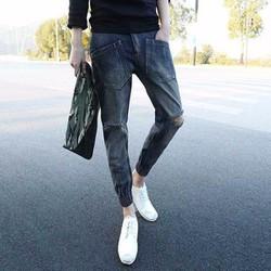 Quần jogger nam phong cách, sành điệu - Mã số ĐN1047