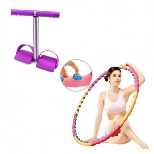 Bộ vòng lắc eo giảm cân hoạt tính massage và dây tập cơ bụng - 4021836 , 3682823 , 15_3682823 , 259000 , Bo-vong-lac-eo-giam-can-hoat-tinh-massage-va-day-tap-co-bung-15_3682823 , sendo.vn , Bộ vòng lắc eo giảm cân hoạt tính massage và dây tập cơ bụng