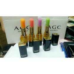 son dưỡng AGC lên màu tự nhiên