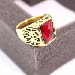 Nhẫn inox nam đẹp cao cấp giá tốt nhất HCM - mẫu N555