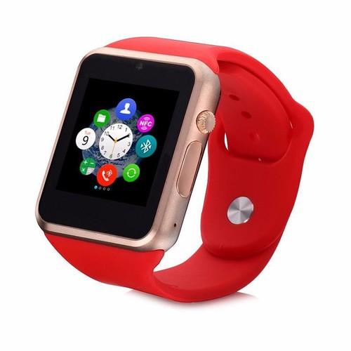 Đồng hồ thông minh Smartwatch AW08 Q8 - Đỏ - 4064369 , 4040644 , 15_4040644 , 219000 , Dong-ho-thong-minh-Smartwatch-AW08-Q8-Do-15_4040644 , sendo.vn , Đồng hồ thông minh Smartwatch AW08 Q8 - Đỏ