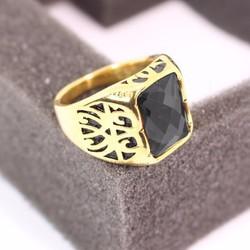 Nhẫn inox nam đẹp cao cấp giá tốt - mẫu N558