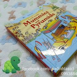 Look Inside Mummies and Pyramyds
