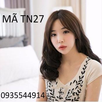 Tóc nữ hàn quốc siêu xinh TN27