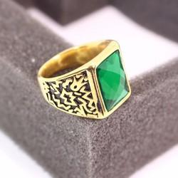 Nhẫn inox nam đẹp cao cấp giá tốt nhất - mẫu N553
