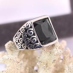 Nhẫn inox nam đẹp cao cấp giá tốt nhất - mẫu N562