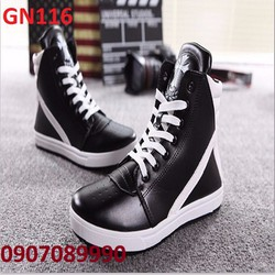 Giày bốt thể thao Hàn Quốc - Gn116
