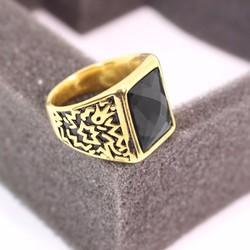 Nhẫn inox nam đẹp cao cấp giá tốt nhất - mẫu N554
