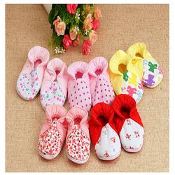 Combo 5 đôi giày vải thích hợp cho bé từ 2 – 12 tháng