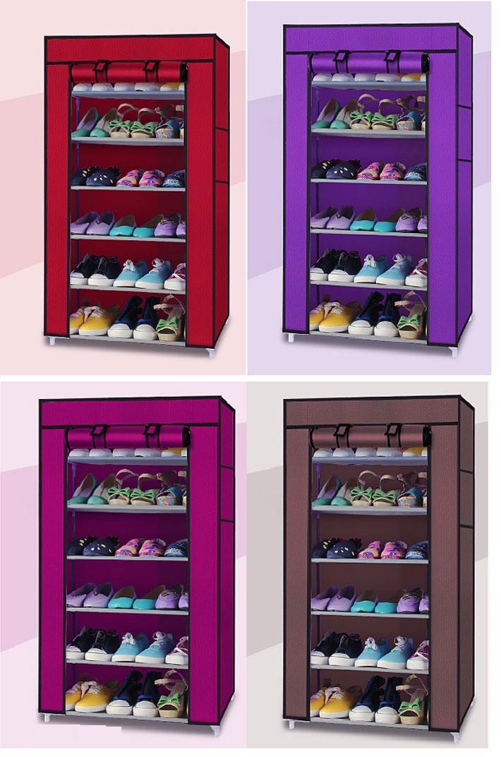 Tủ giày dép 7 tầng 6 ngăn 5