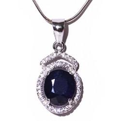 Mặt dây Sapphire B303
