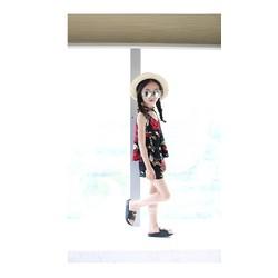 Set bé gái hoa hồng Xinh TH07172