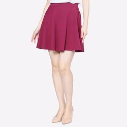 Chân váy xòe xếp ly trên gối cao cấp ZENKO CS4 CHAN VAY 007C P
