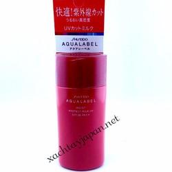 Shiseido Aqualabel Moist Protect Milk UV