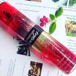 Xịt toàn thân bath and body works