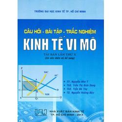 Bài tập kinh tế vi mô Lê bảo Lâm