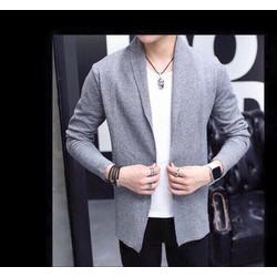 Áo khoác len giả vets dệt kim, len cực đẹp mịn ko xù mới về nhé
