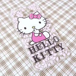 Ốp lưng dẻo Samsung Galaxy A7 2016 Hello Kitty xinh xắn
