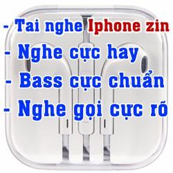 TAI NGHE IPHONE ZIN