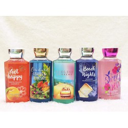 Sữa tắm showgel Bath and Body Works