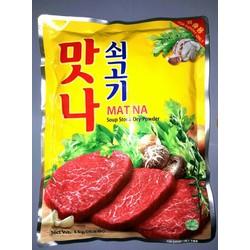 Hạt nêm Hàn Quốc vị bò