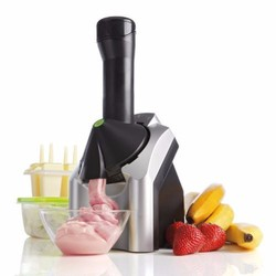 Giới thiệu sản phẩm Máy làm kem từ trái cây tươi yonanas
