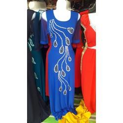 Đầm dạ hội đính đá sang trọng HX1010